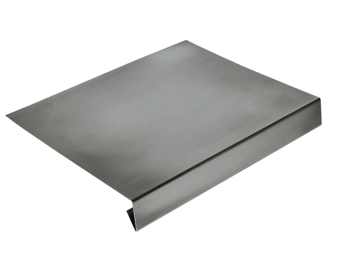 Beliebt Tropfblech, Saumblech, Tropfkante aus Aluminium (1m lang) kaufen ZQ79
