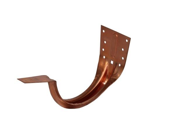 Stirnbretthalter Kupfer