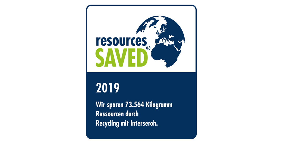 Ressourceneinsparung durch Recycling