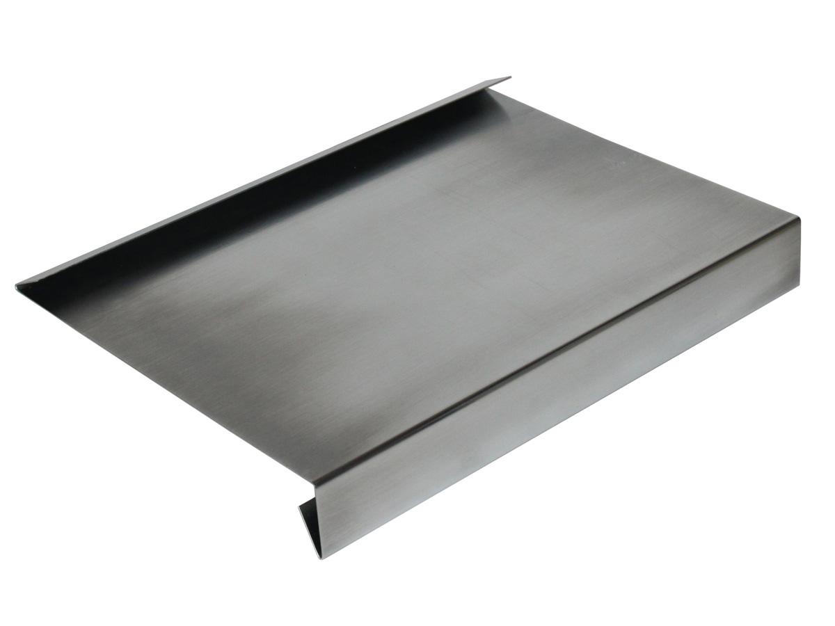 Tropfblech aus Aluminium