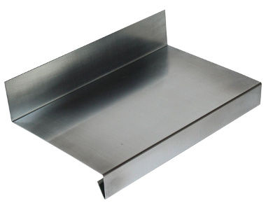 Gesimsabdeckung Aluminium