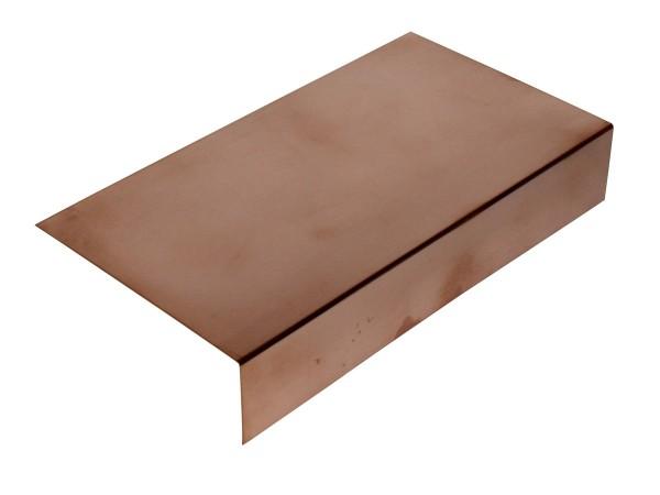 Befestigungstreifen für Dachrandprofil