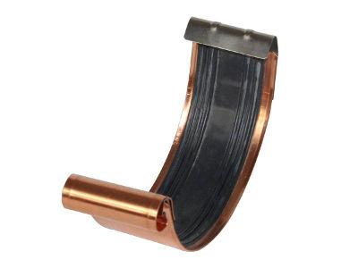 Rinnenverbinder aus Kupfer