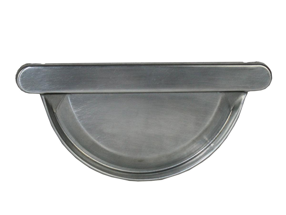 steckboden halbrund aus zink mit dichtlippe kaufen bei blechshop24