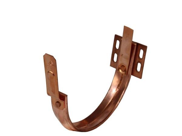 Kupfer Rinnenträger mit Flansch